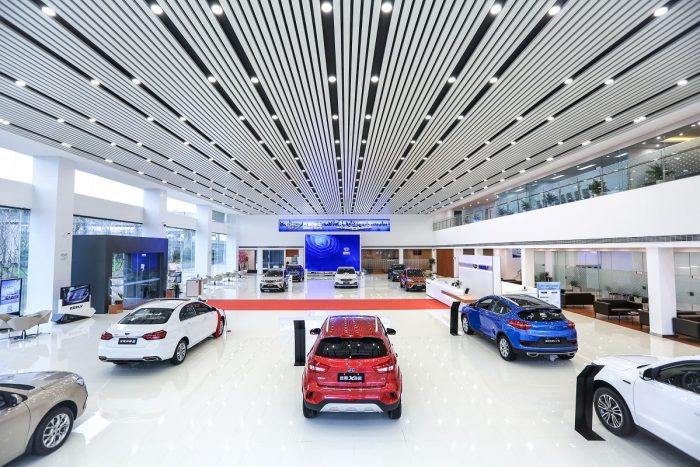 A New Era Of Refined Sales And Services Geely Auto Opens 149 New 4s